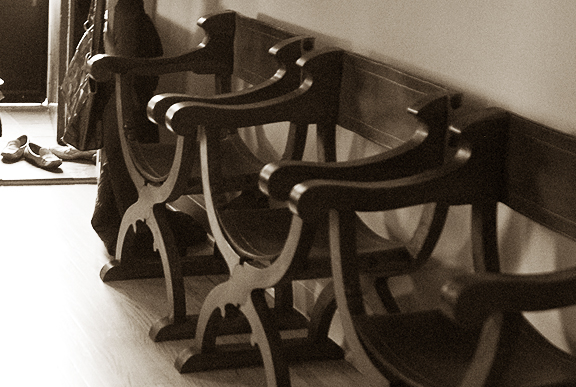 Dantesca Chairs. Photo by Leah Snyder.