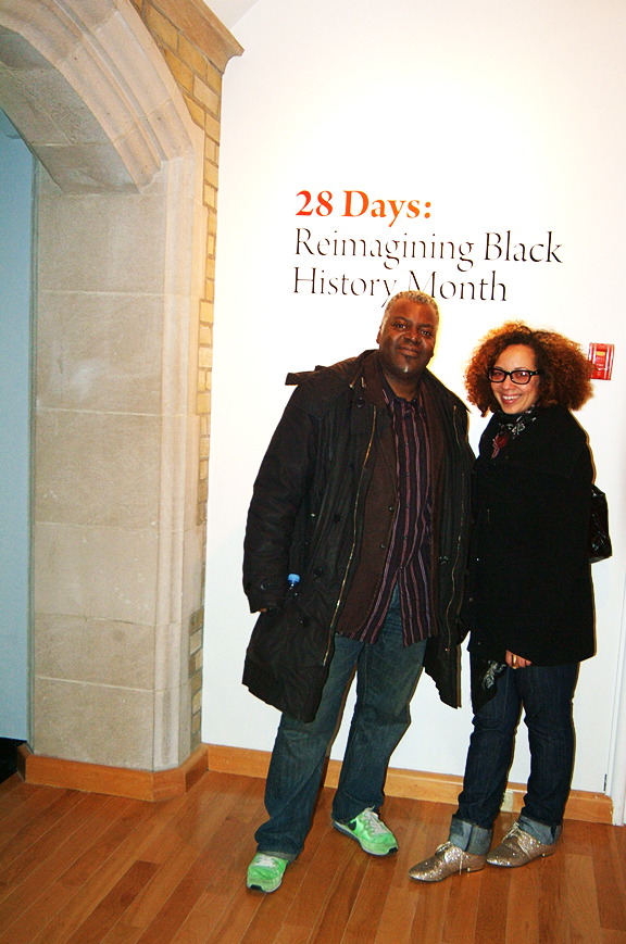 28 Days Reimagining Black History Month