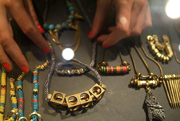 BIKO Jewellery by designer Corrine Anestopoulos.