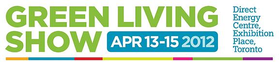 Green Living Show Logo 2012