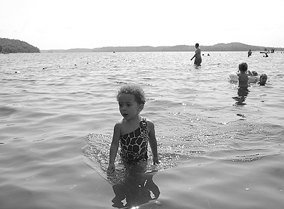 What will the condition of the lake be when my niece is my age?