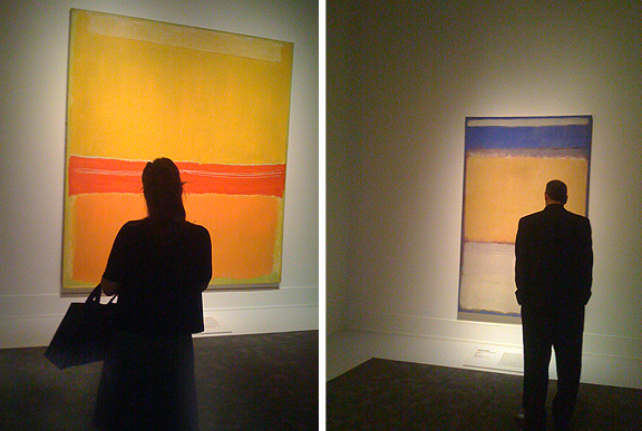 Abstract Expressionism at the Art Gallery of Ontario, Mark Rothko