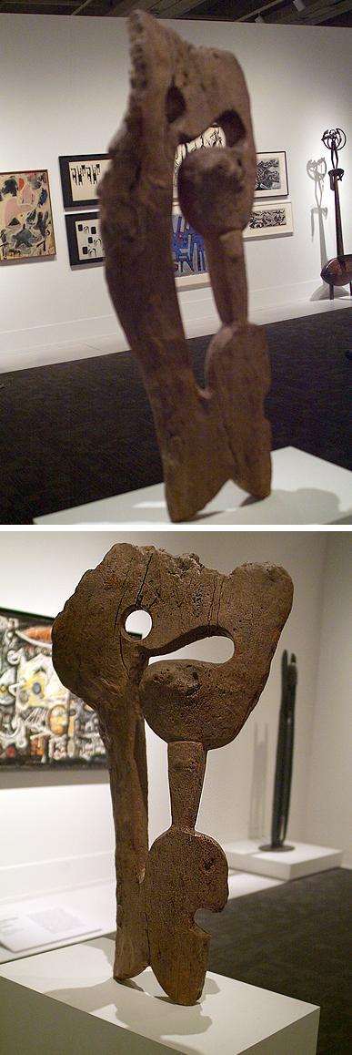 Isamu Noguchi's sculpture