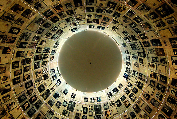 Holocaust Museum, Israel. Photograph by Scott P. Smith.