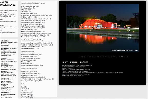 La Ville Intelligente by Jakob + MacFarlane, Paris.