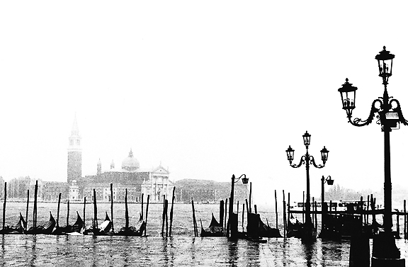 San Marco's Square, Venice. Photo by Leah Snyder.