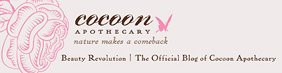 Logo for Cocoon Apothecary
